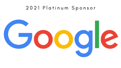 Google 2021 Platinum Sponsor