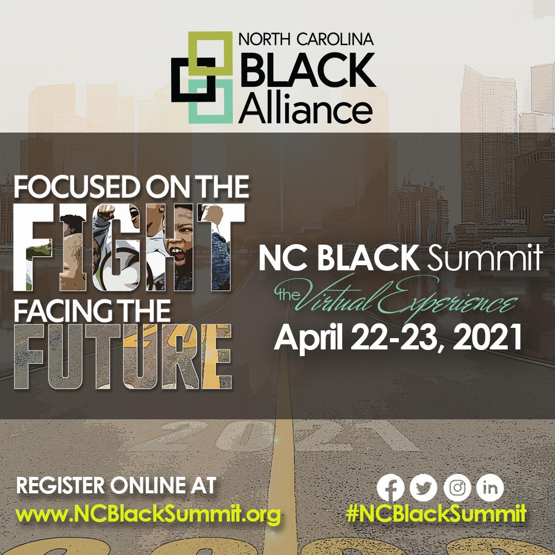 NC Black Summit: Focused on the Fight Facing the Future