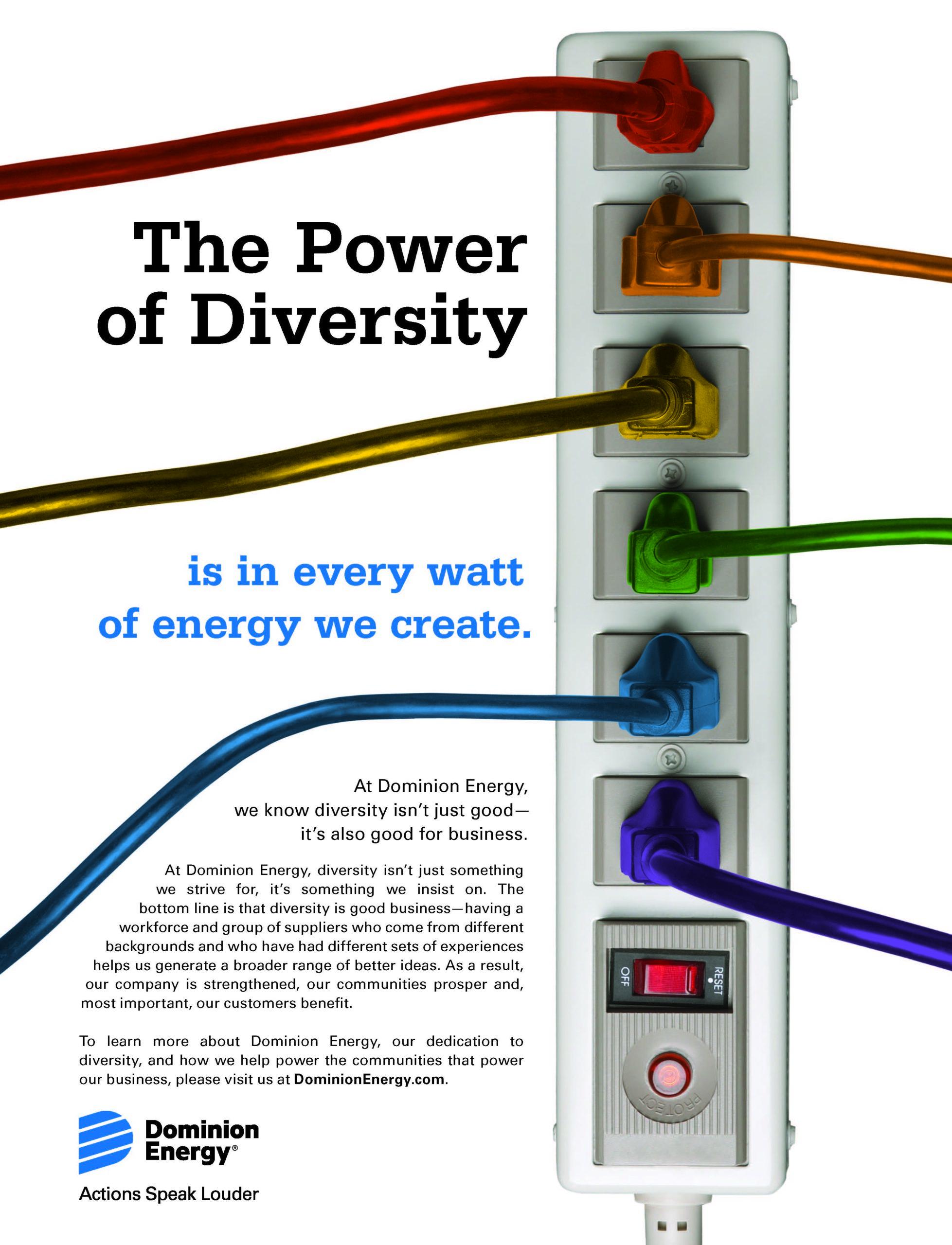Ad: Dominion Energy