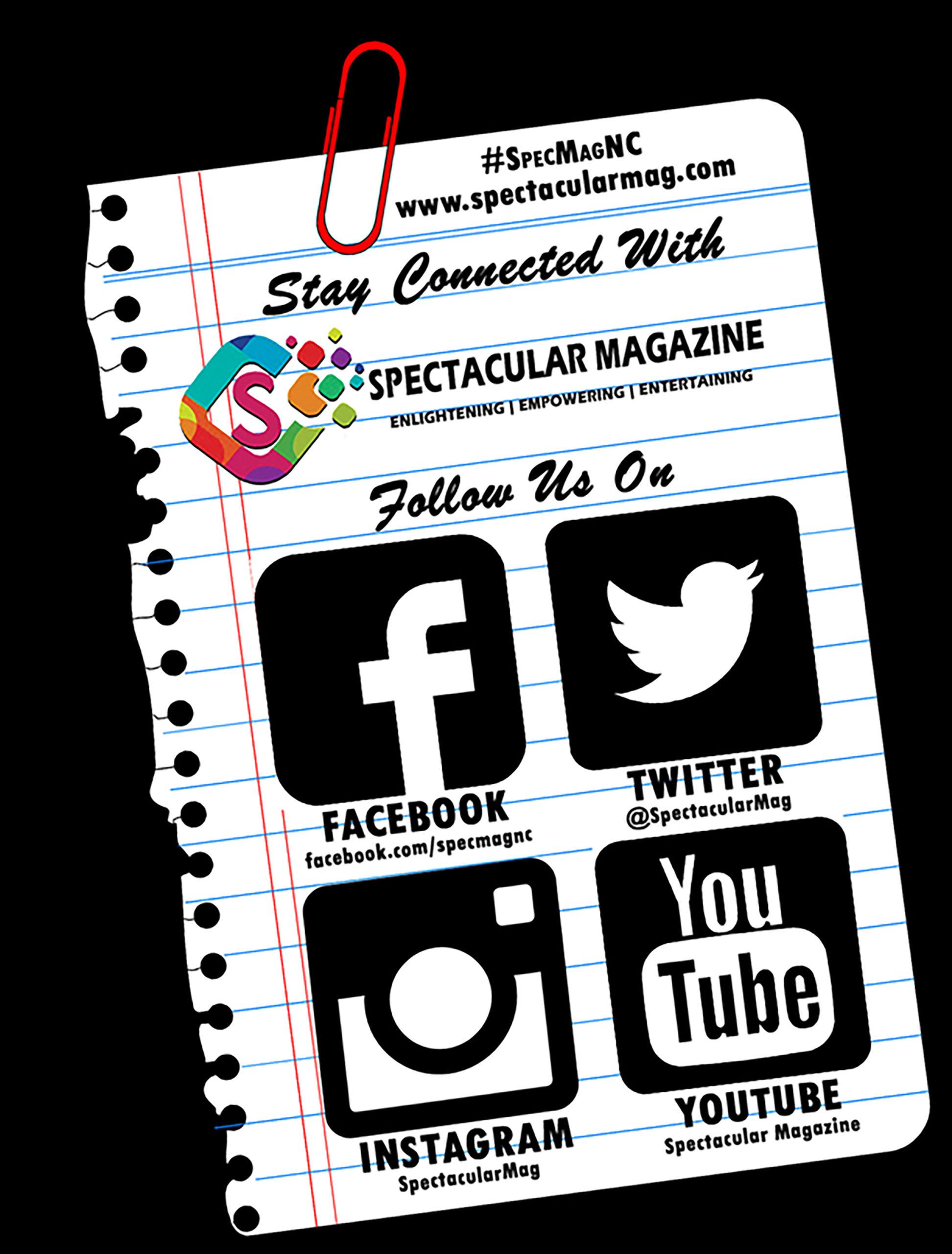 Ad: Spectacular Magazine