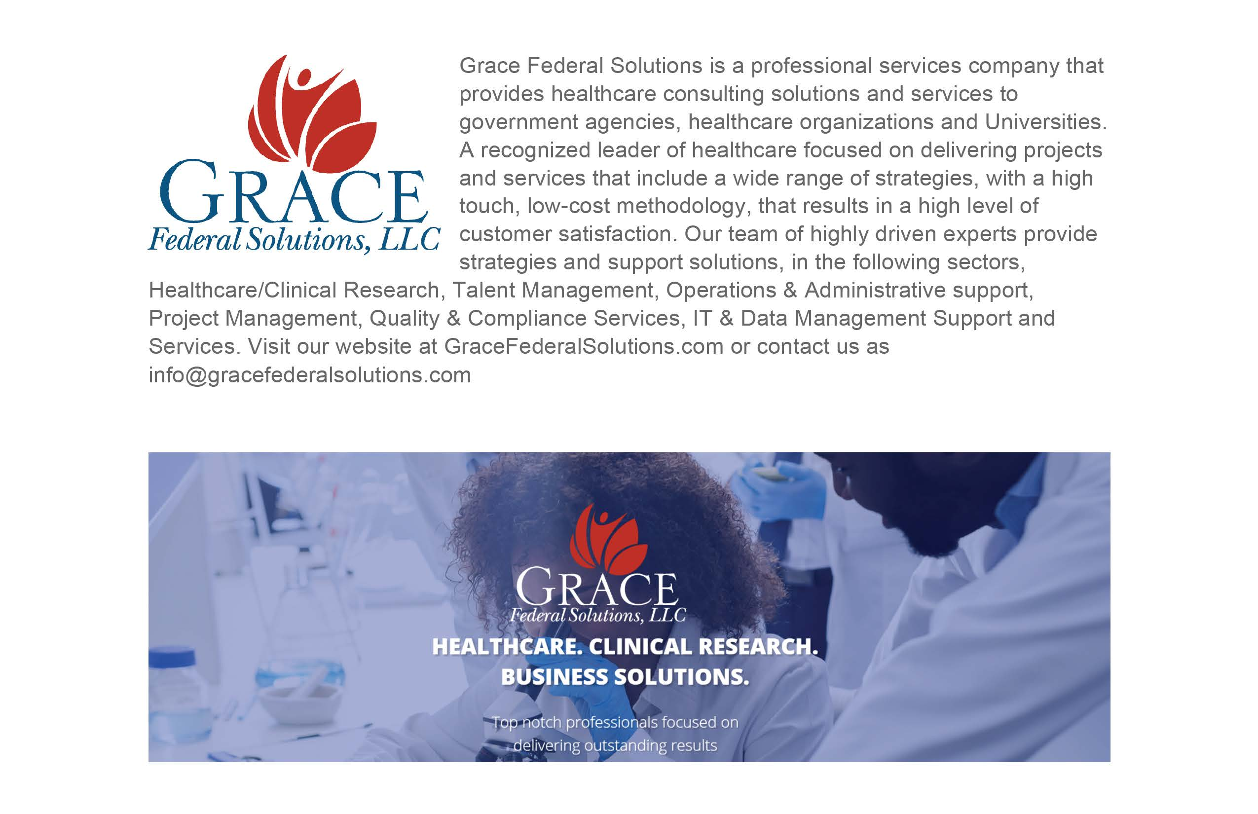 Ad: Grace Federal